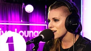 Download PVRIS cover Tove Lo's Talking Body in the Live Lounge Video