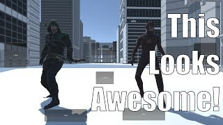 Download This Fan Made Arrowverse Game Looks Awesome! Video