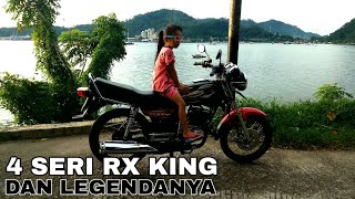 Download 4 SERI YAMAHA RX KING DI INDONESIA DAN LEGENDANYA Video