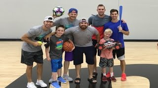 Download All Sports Trick Shots | With Dude Perfect Video