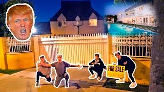 Download I PUT DONALD TRUMPS HOUSE UP FOR SALE (PRANK) Video