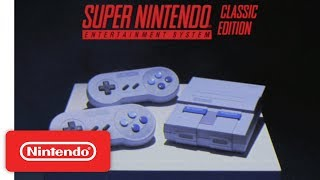 Download Super Nintendo Entertainment System™: Super NES Classic Edition Features Trailer Video