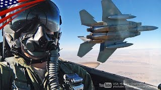 Download すごい迫力のF-15イーグル戦闘機【コックピット映像】 Video