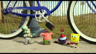 Download The SpongeBob Movie: Sponge Out of Water | Clip: Bicycle | Paramount Pictures International Video