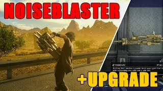 Download Final Fantasy XV - How To Get & Upgrade THE NOISEBLASTER (+Magnetron Location) FFXV Video