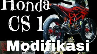 Download Cs1 modifikasi honda gambar ..part1 Video