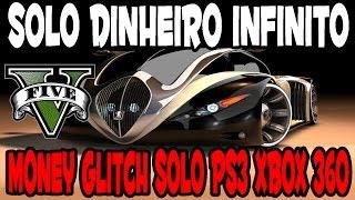Download SOLO MONEY GLITCH GTA V HEISTS DINHEIRO INFINITO MELHORADO PS3 XBOX 360 1.24 1.25 OS GOLPES $200,000 Video
