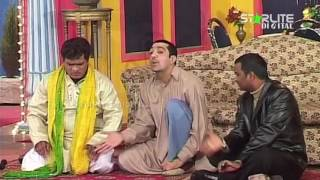 Download Best Of Zafri Khan and Tahir Anjum New Pakistani Stage Drama Full Comedy Funny Clip Video