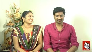 Download Star Talk | Saravanan meenakshi Fame Senthil And Sreeja Video