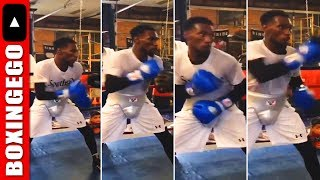 Download ROBERT EASTER JR LOOKS SHARP AS HELL (WHOA!) ABOUT BILLIONS HOMETOWN DENIS SHAFIKOV FIGHT Video