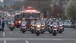 Download PFD Chief Michael Goodwin Funeral Procession Video