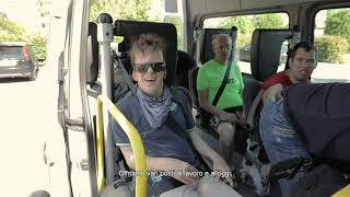 Download Una giornata allo zoo con la Fondazione Züriwerk Video