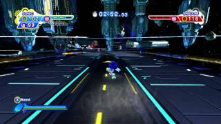 Sonic Generations Ultra - Adventure 2 - Boss Shadow Android