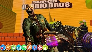 Download NEW ″SUPER MARIO ZOMBIES″ (Black Ops 3 Custom Zombie Gameplay) Video