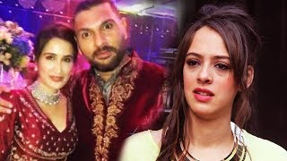 Download Hazel Keech ANGRY Reaction on Sagarika Ghatge ! She Share Pictures With Yuvraj Singh in Social Media Video