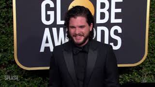 Download Kit Harington 'swung round by the testicles'   Daily Celebrity News   Splash TV Video
