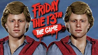 Download CHAD VS. CHAD FIGHT CLUB - Friday the 13th The Game Gameplay Video