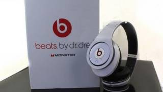 Download Unboxing - Monster Beats by Dr Dre Studio Edition Headphones Video