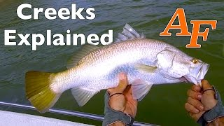Download How to fish creeks with lures Saltwater creek Explained Andysfishing Andy's Fishing Video EP.230 Video