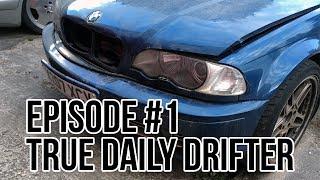 Download True Daily Drifter - BMW E46 Budget Drift Build Video