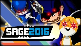 Classic Sonic 3D Adventure - SAGE 2016 Free Download Video MP4 3GP