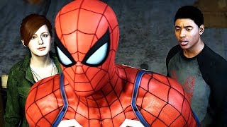 Download How Miles Morales & Mary Jane Saved Spider-Man   Spider Man Ps4 Walkthrough Part 13 + Electro Video