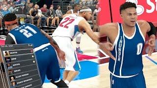 Download NBA 2k17 MyCAREER - Denver's Back? GOATbrook 4th Quarter Takeover! Triple Ankle Breakers! Ep. 112 Video