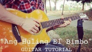 Download TUTORIAL Ang Huling El Bimbo - Eraserheads Video