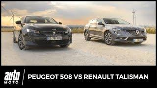 Download Nouvelle Peugeot 508 vs Renault Talisman : laquelle choisir ? Video