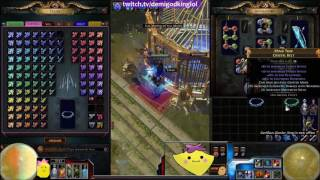 Download Crafting Session! - 1600 Chaos of Essence of Hysterias VS i84 Crystal Belts - Demi Video