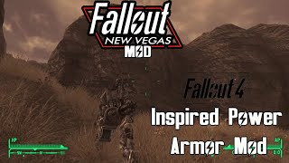 Download Fallout 4 Inspired Power Armor mod for Fallout New Vegas Video