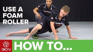 Download How To Use A Foam Roller Video