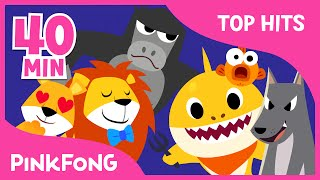 Download The Best Songs of Feb 2016 | The Lion and More | + Compilation | PINKFONG Songs for Children Video