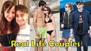 Download Real Life Couples of Harry Potter Video