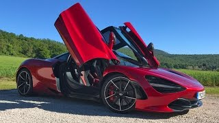 Download McLaren 720S - First Drive Of My New Car! Video