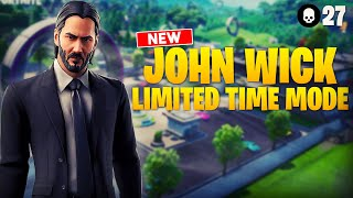 Download NEW John Wick LTM is AWESOME! 27 Elims Video