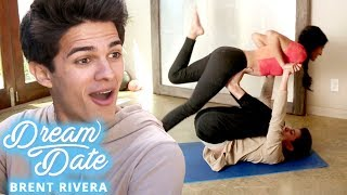 Download Brent Rivera's ULTIMATE GIRLFRIEND CHALLENGE! Dream Date with Brent Rivera EP 3 Video