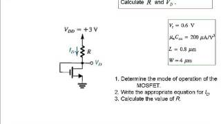 Download MOSFET Circuits in DC Video