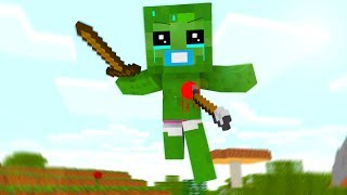 Download Baby Zombie Life 2 - Craftronix Minecraft Animation Video