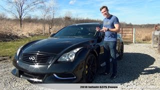Download Review: 2010 Infiniti G37S Coupe Video