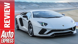 Download New Lamborghini Aventador S review: is the big Lambo now a proper drivers car? Video