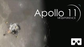 Download Apollo 11 VR video trailer Video