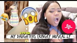 Download REACTING TO MY 3 YEAR OLD KID DAUGHTERS CRINGEY MUSICAL.LY!! Video