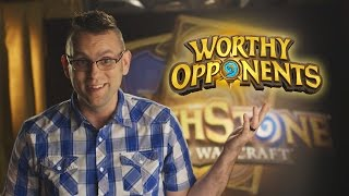 Download Chilled Chaos and Dan Telfer Play Hearthstone! (Worthy Opponents) Video