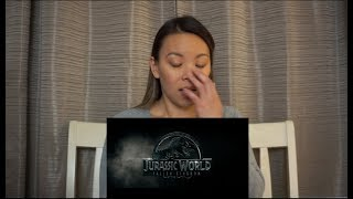 Download Jurassic World: Fallen Kingdom Official Trailer - Reaction & Review Video