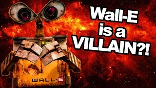 Download Pixar Theory: Wall-E is a Villain?! (feat. T. Michael Martin) Video
