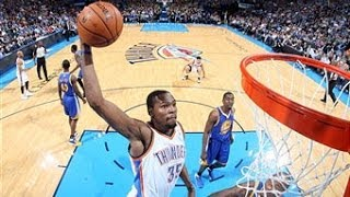 Download Kevin Durant Scores a Career-High 54 Points! Video