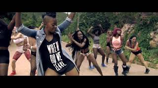Download Fay-Ann Lyons ft. Stonebwoy - Block The Road | Official Music Video Video