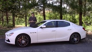 Download Here's Why the Maserati Ghibli Is a Terrible Way to Spend $85,000 Video