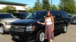 Download Virtual Walk Around Video of a 2013 Chevy Suburban LT at Michaels Chevrolet of Issaquah p2224 Video